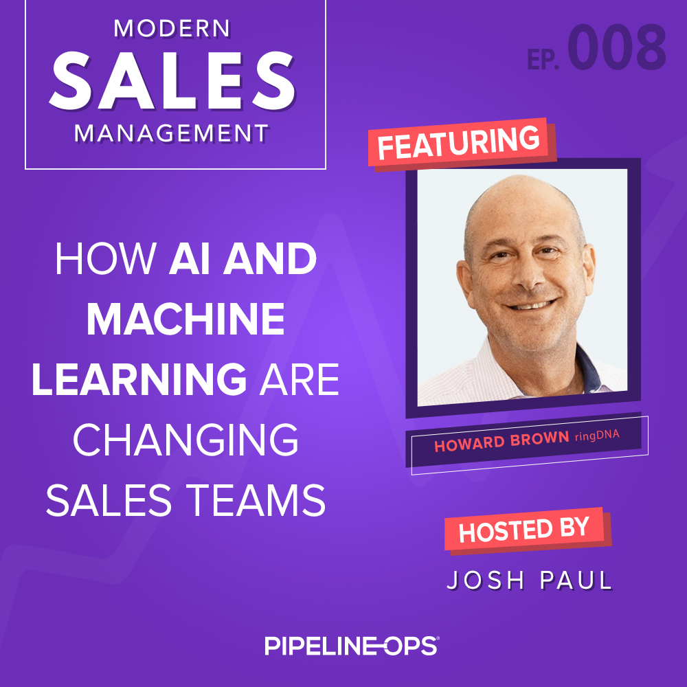 How AI and machine learning are changing sales teams