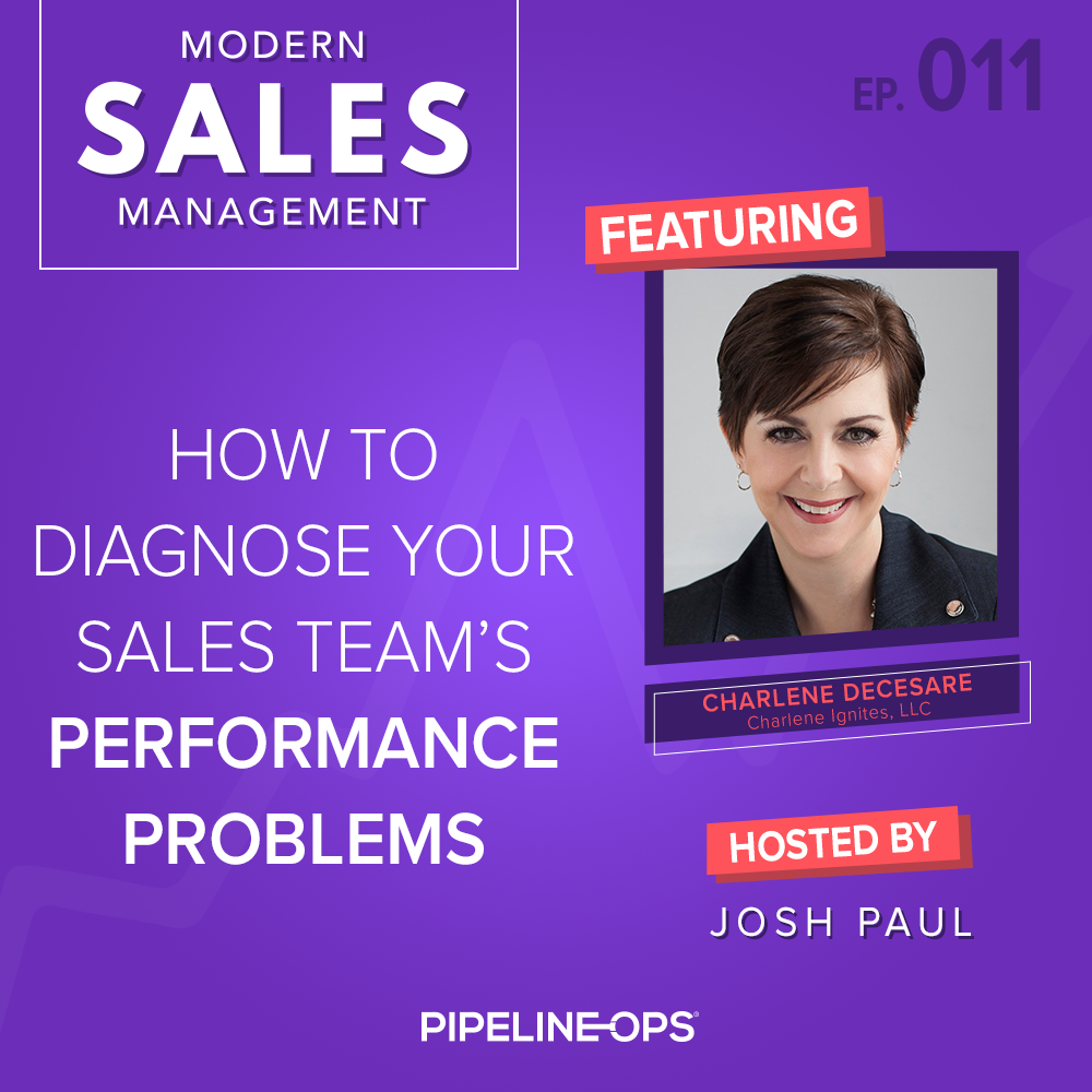 how to diagnose your sales team's performance problems