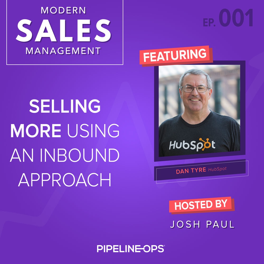 inbound selling with Dan Tyre