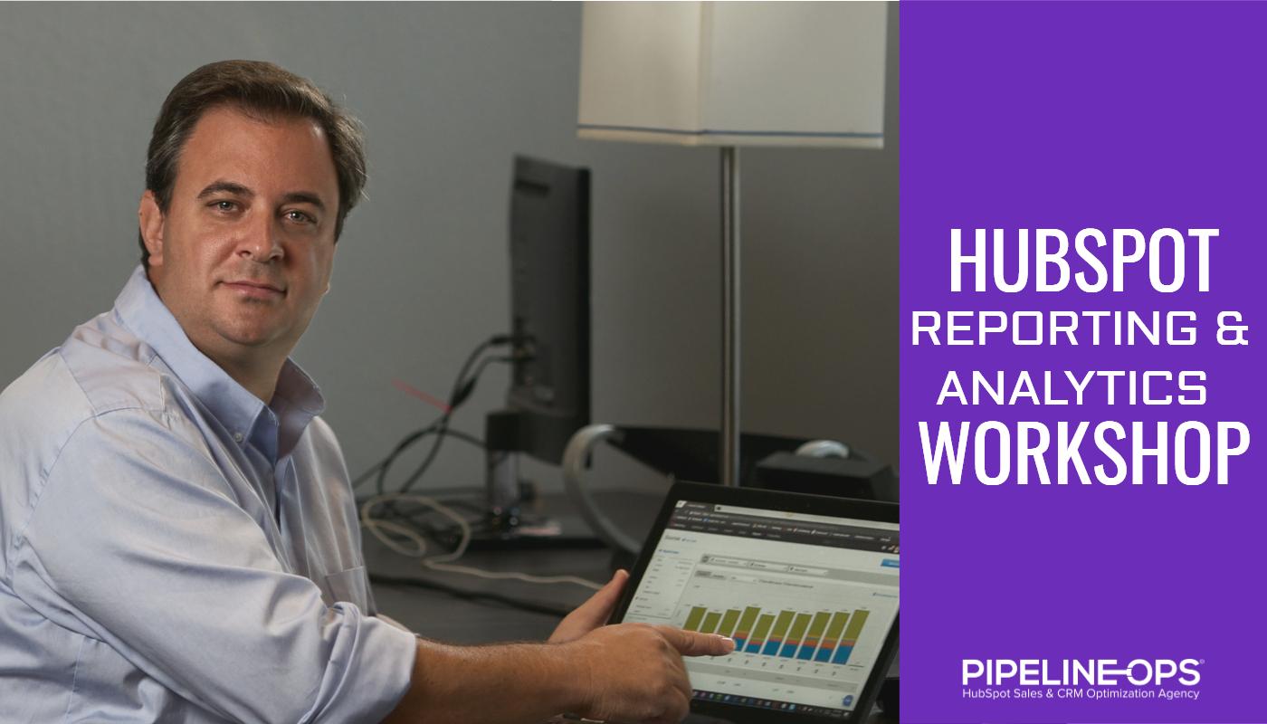 HubSpot Reporting and Analytics Training