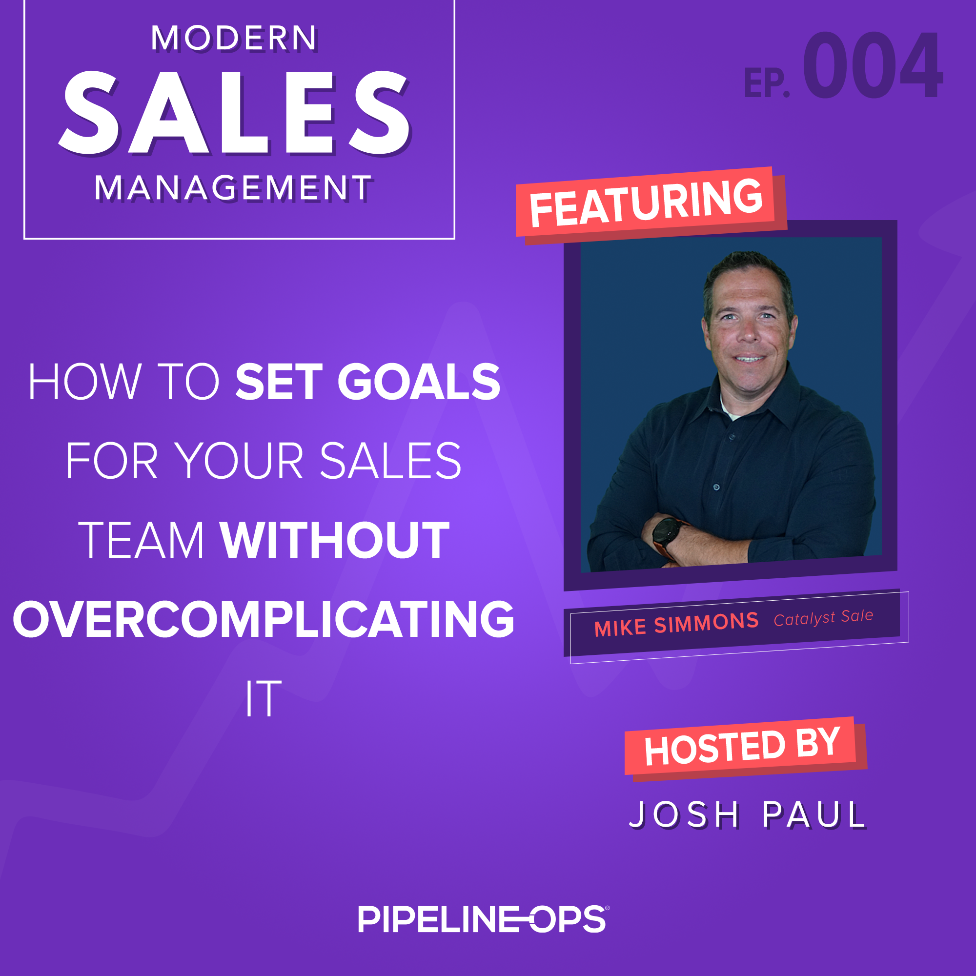 How to Set Goals for Your Sales Team With Mike Simmons